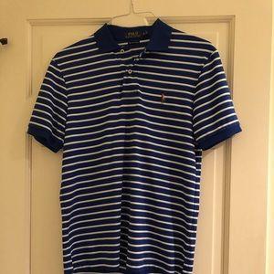 Men's Polo Ralph Lauren Pima Cotton Golf Shirt